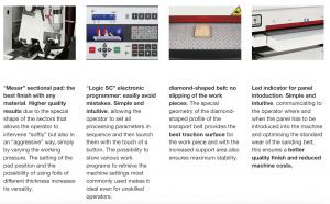 Tekniske detaljer DMC SD30