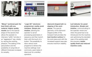 Tekniske detaljer DMC SD60